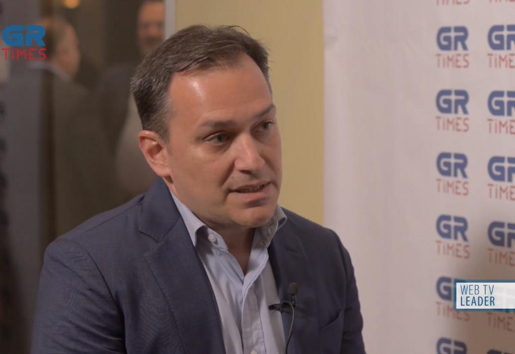 Money Show: Ο Αλέξανδρος Μπρεγιάννης της Cosmote, στο GrTimes (VIDEO)