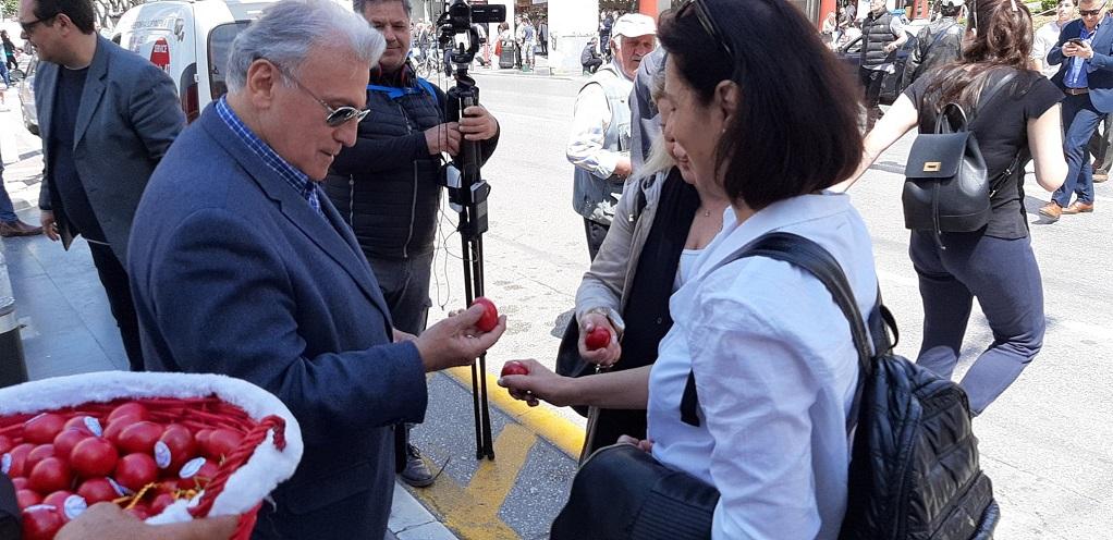Ψωμιάδης: Δεσμεύομαι, από 1η Σεπτεμβρίου οι εικόνες της παρακμής στην κεντρική πλατεία τελειώνουν