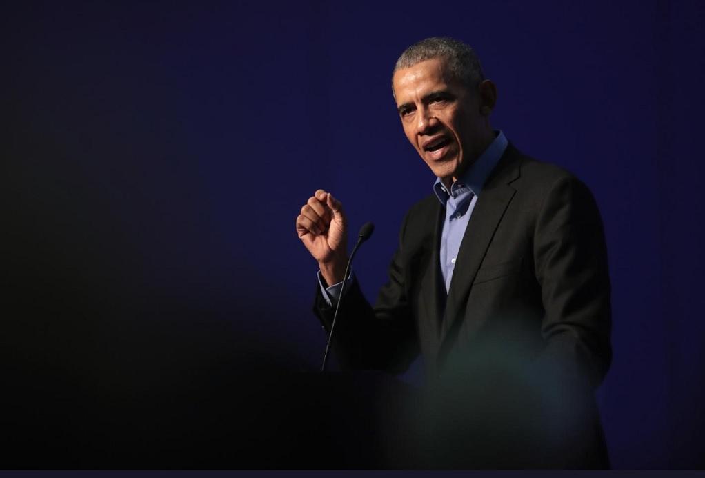 Ομπάμα: Οι γυναίκες είναι καλύτερες από τους άνδρες