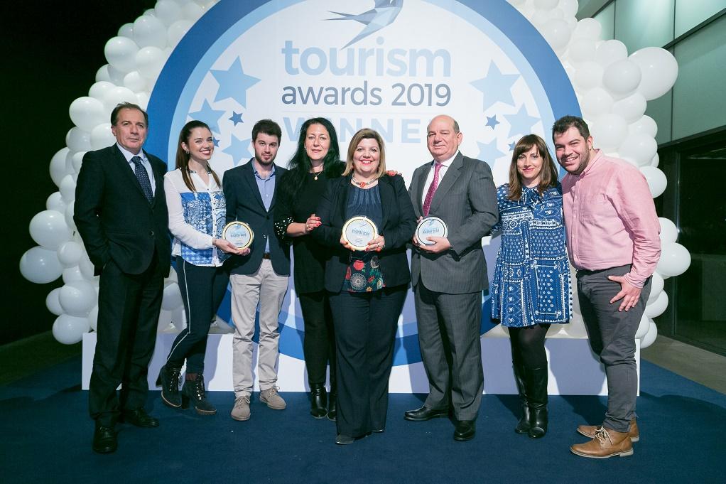 Tourism Awards 2019: Μεγάλες διακρίσεις για την Celestyal Cruises