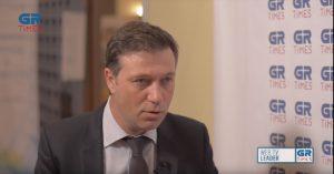 Money Show: Ο Μάρκος Δανάς, γ.γ. του Συνδέσμου Δήμων Ιαματικών Πηγών Ελλάδας στο GrTimes (VIDEO)