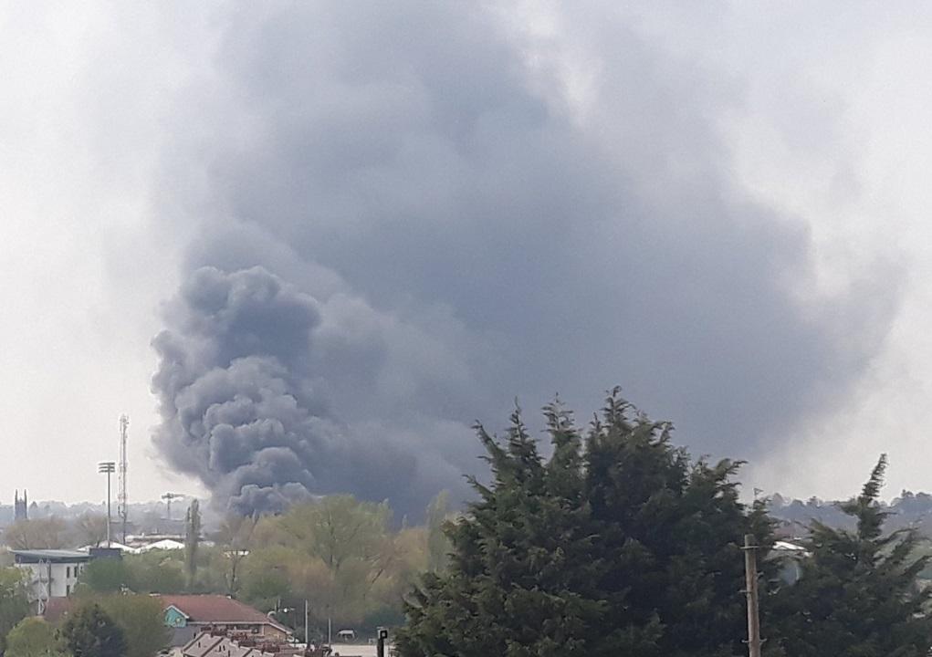 Βρετανία: Συναγερμός στο Ντέρμπι – Αλλεπάλληλες εκρήξεις (ΦΩΤΟ-VIDEO)