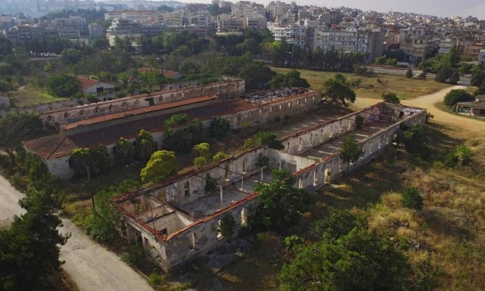 Μουσείο Εθνικής Αντίστασης στο Μητροπολιτικό Πάρκο Παύλου Μελά