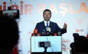 Συνεδριάζει η αντιπολίτευση μετά την ακύρωση των εκλογών στην Κωνσταντινούπολη