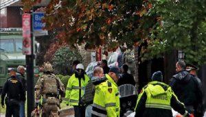 Καλιφόρνια: Μια νεκρή και τρεις τραυματίες από την επίθεση ενόπλου σε συναγωγή