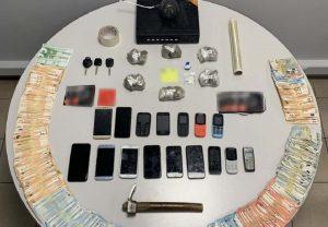 Συνελήφθησαν μέλη κυκλώματος διακίνησης ηρωίνης στη Θεσσαλονίκη (ΦΩΤΟ)