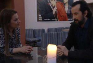 Τ.Νούσιας: Σταμάτησα το Θέατρο για πέντε χρόνια (VIDEO)