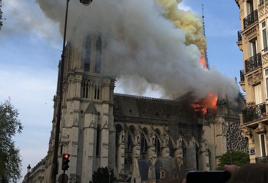 Ο χρόνος και το κόστος της αποκατάστασης της Παναγίας των Παρισίων