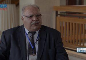 Ο επιτυχημένος φοροτεχνικός στο ψηφοδέλτιο του Μπακογιάννη (VIDEO)