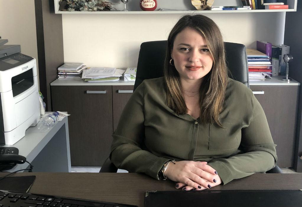 Η πρώτη γυναίκα πρόεδρος της «γαλάζιας» νεολαίας Θεσσαλονίκης μιλά στο GRTimes.gr