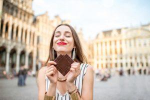 Αγωνία για το αποτέλεσμα των εκλογών; Φάε μία σοκολάτα!