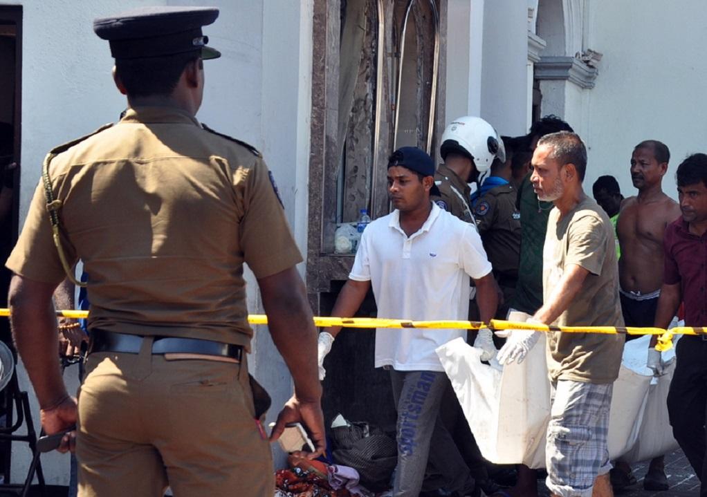 Σρι Λάνκα: Στους 290 αυξήθηκε ο αριθμός των νεκρών – Δεκατρείς συλλήψεις