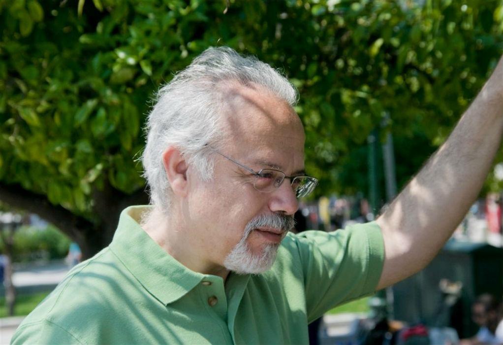 """Μ. Τρεμόπουλος: Αν η πόλη ήταν """"πράσινη"""" δεν θα κατεβαίναμε σε εκλογές"""