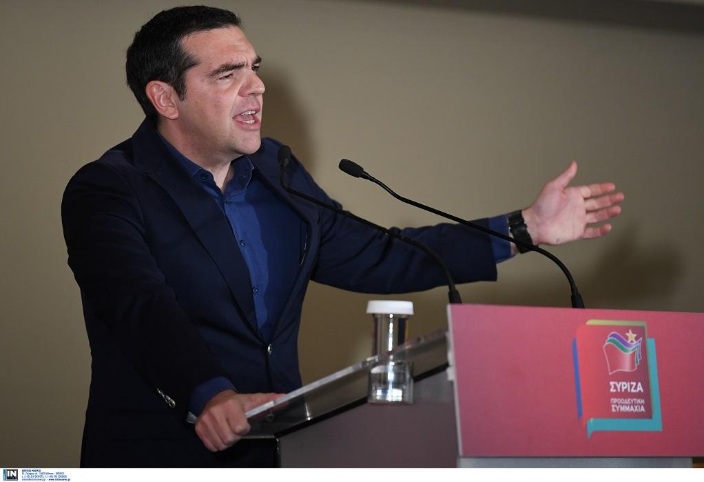 Τσίπρας στην ΠΓ του ΣΥΡΙΖΑ: Επιχειρείται κίνηση αντιπερισπασμού στην υπόθεση Novartis