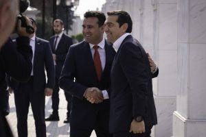 Financial Times: Διπλωματική επιτυχία ηαλλαγή του ονόματος της Βόρειας Μακεδονίας
