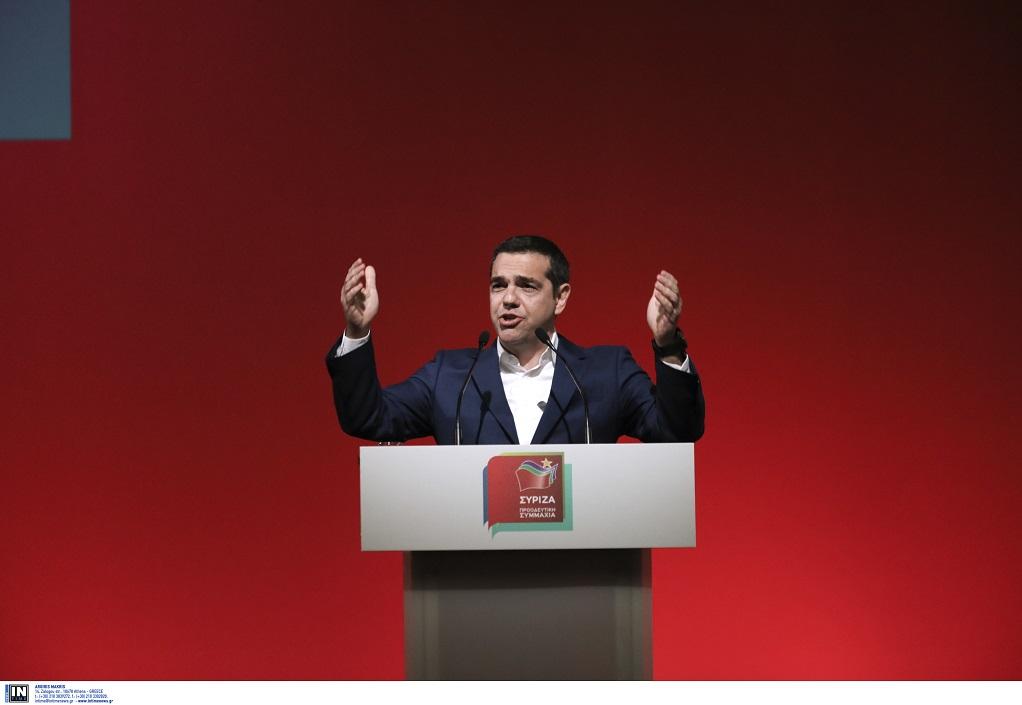 Θεσσαλονίκη: Στο λιμάνι η προεκλογική ομιλία του Αλ. Τσίπρα