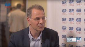 Money Show: O Πάρις Τσογκαρλίδης στο GrTimes (VIDEO)