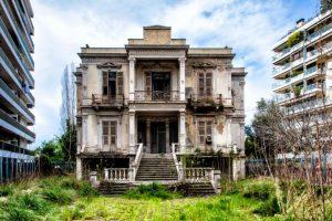 Στα χέρια επιχειρηματία της Θεσσαλονίκης η Οικία Σαλέμ