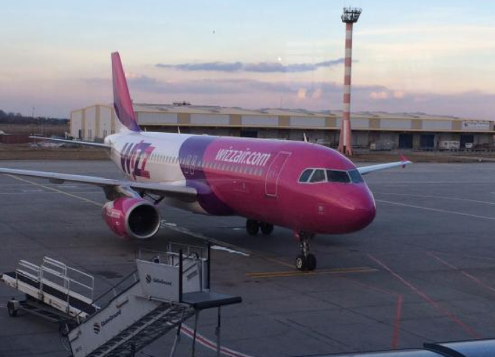 Η Wizz Air από τις 19/7 θα πετάει Λονδίνο-Θεσσαλονίκη