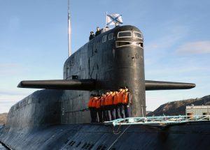 Καθελκύστηκε το μακρύτερο υποβρύχιο στον κόσμο