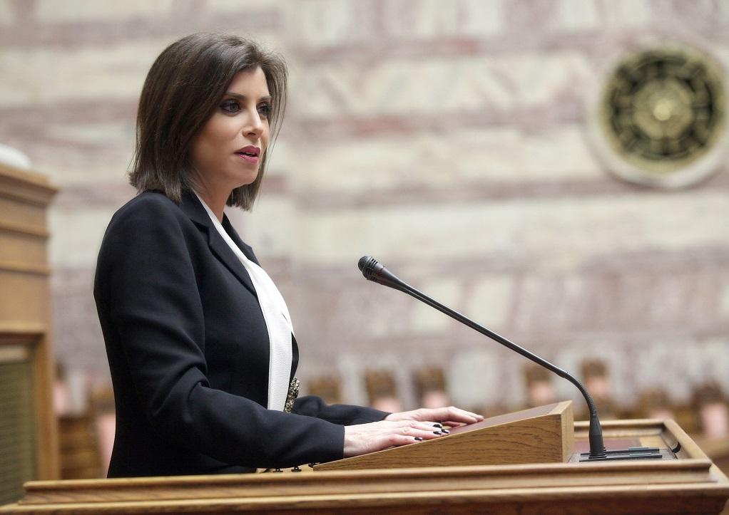 Άννα Μισέλ Ασημακοπούλου: Διττό το διακύβευμα των Ευρωεκλογών