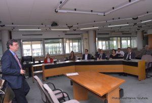 Το ΑΠΘ έκανε βήμα συνεργασίας με τους παραγωγικούς φορείς