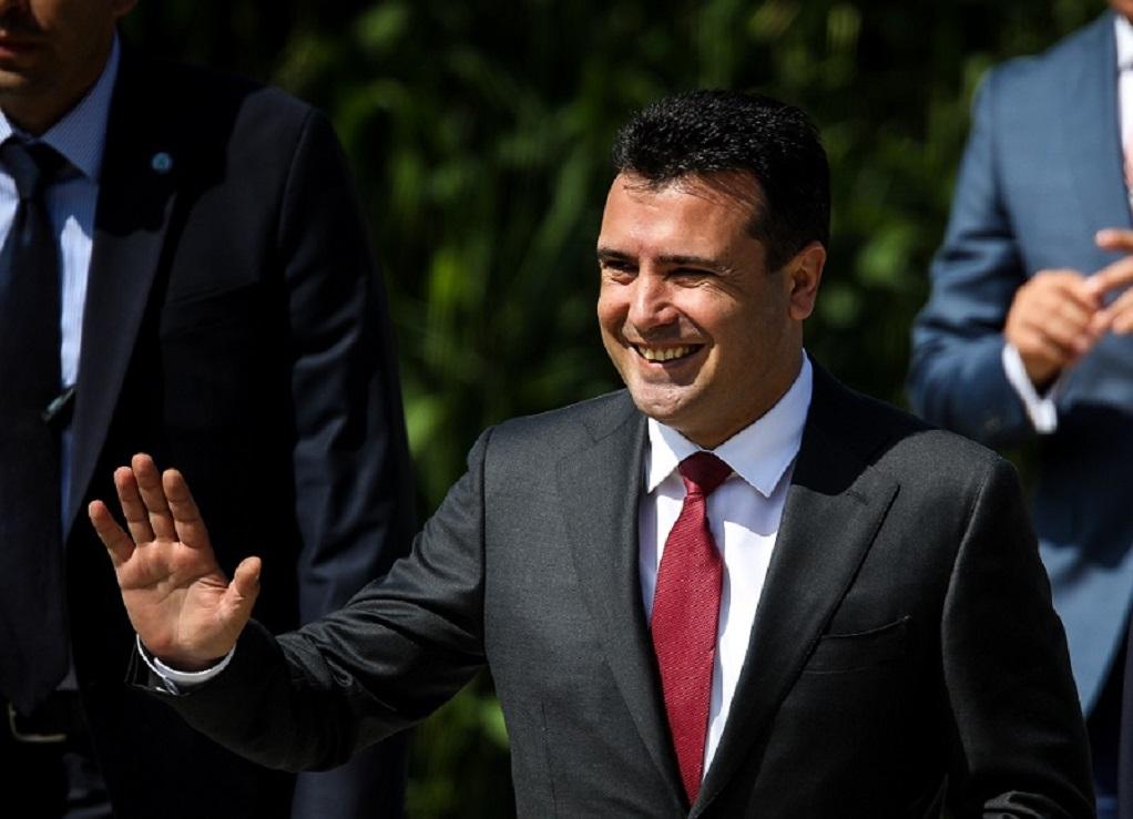 Σκόπια: Εντολή σχηματισμού κυβέρνησης έλαβε ο Ζάεφ