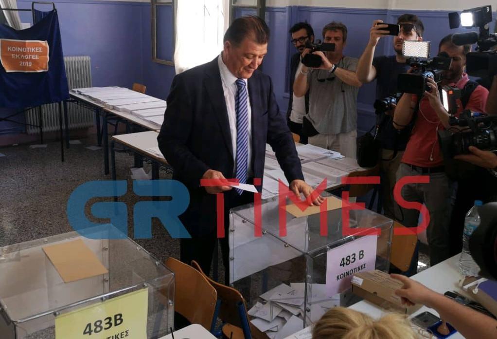 Γ. Ορφανός: Ήταν η πιο συναρπαστική προεκλογική περίοδος (φωτό+VIDEO)
