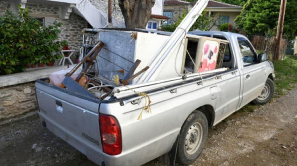 «Ξεσήκωσαν» τη ράμπα των ΑΜΕΑ στον Αγιόκαμπο – Τους πιάσανε στη Σωτηρίτσα