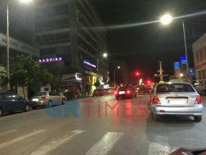 Μπλόκα και αλκοτέστ στο κέντρο της Θεσσαλονίκης (ΦΩΤΟ – VIDEO)