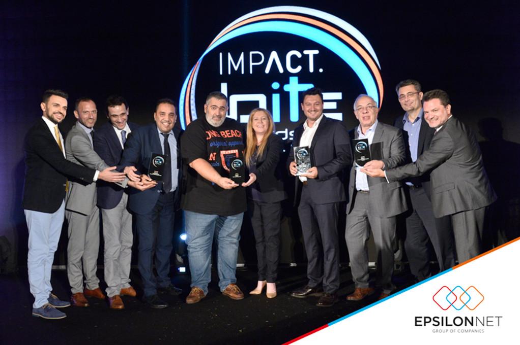 H Εpsilon Net ξεχώρισε στα Business IT Excellence Awards