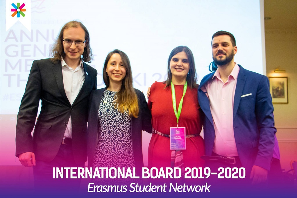 Φοιτητής του ΑΠΘ ο νέος Πρόεδρος του Πανευρωπαϊκού Δικτύου Φοιτητών Erasmus (ΦΩΤΟ)