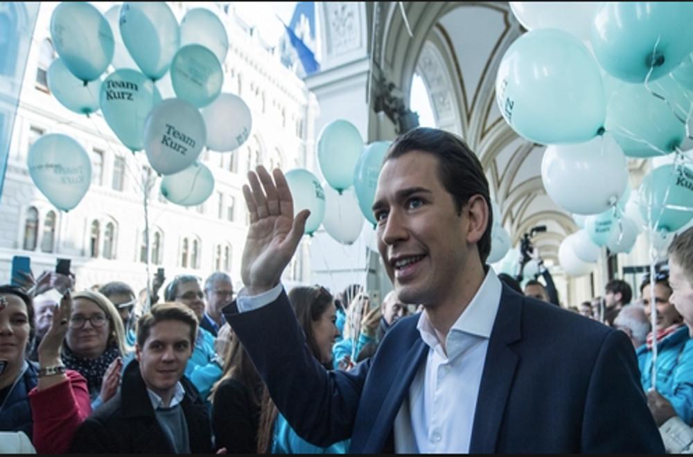 Προβάδισμα των συντηρητικών σε Αυστρία