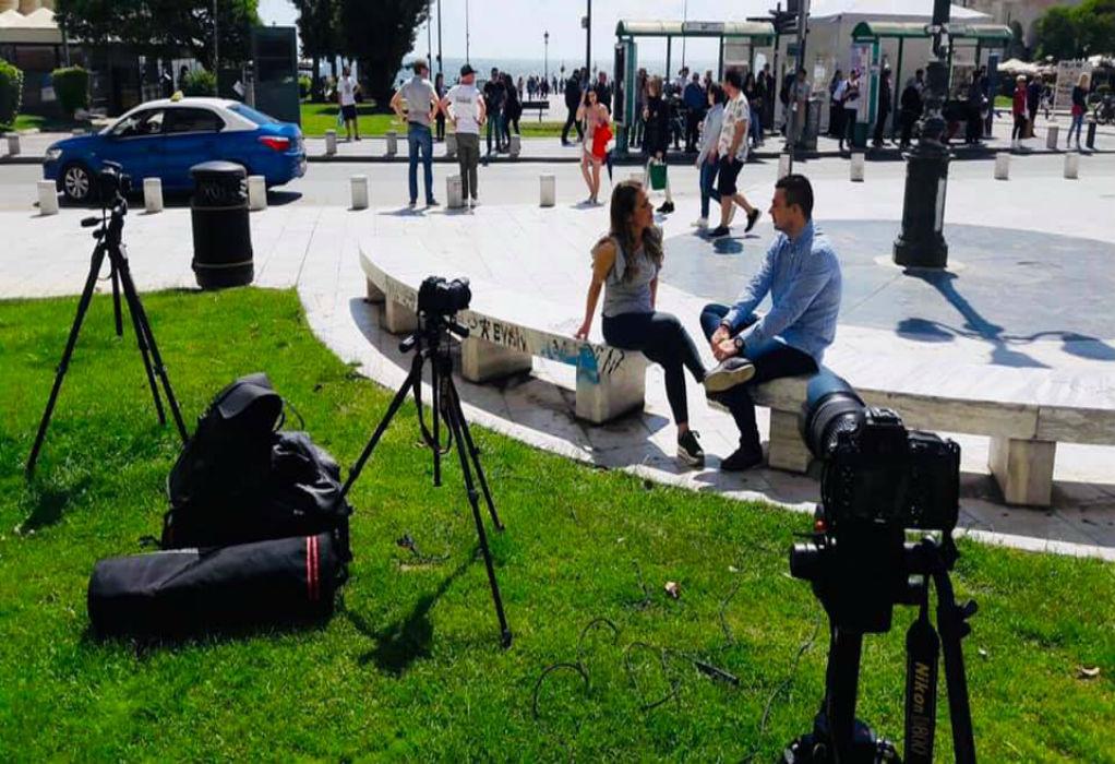 Η «φωνή της Θεσσαλονίκης» μιλά στο GRTimes.gr για την υποψηφιότητά της!
