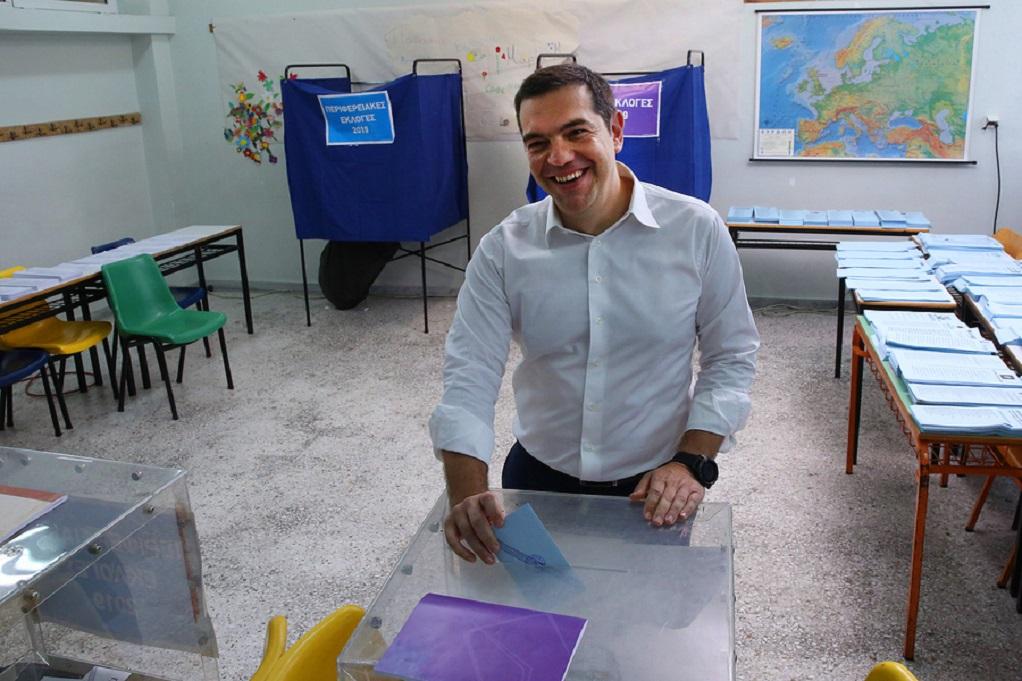 Στις 11:00 θα ψηφίσει ο Αλέξης Τσίπρας