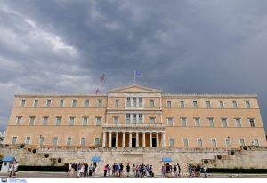 Έκτακτα μέτρα στην Βουλή λόγω κοροναϊού