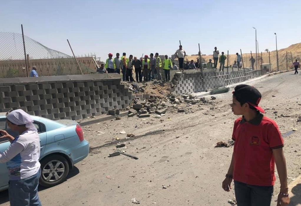 Αίγυπτος: Έκρηξη με τραυματίες σε τουριστικό λεωφορείο στις Πυραμίδες