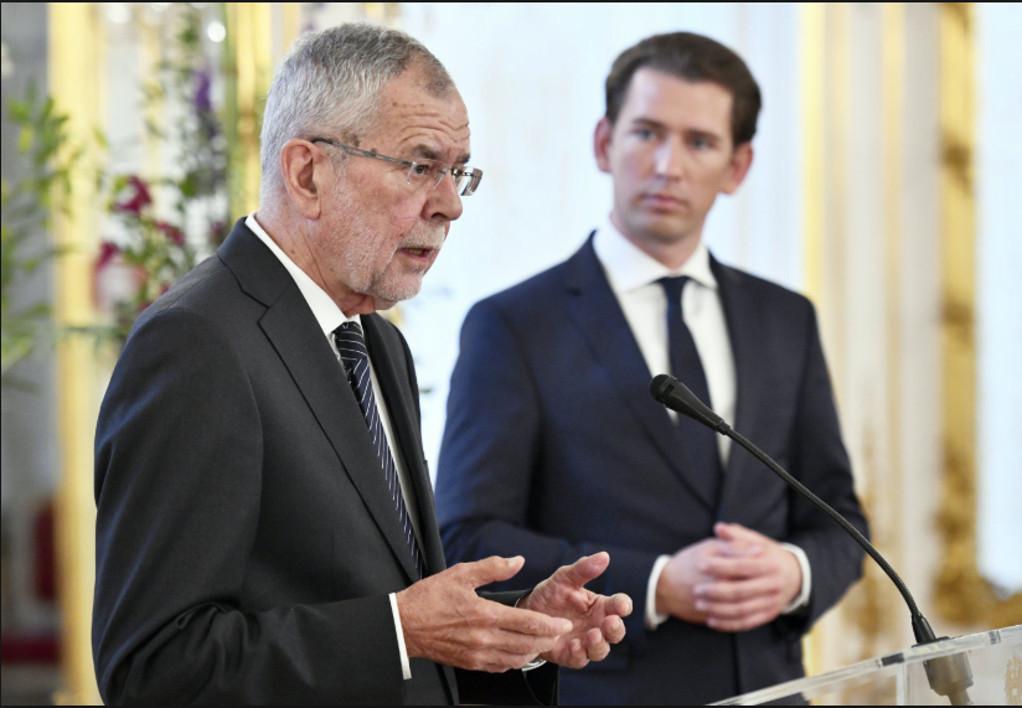 Αυστρία: Πρόταση Προέδρου για εκλογές το Σεπτέμβριο