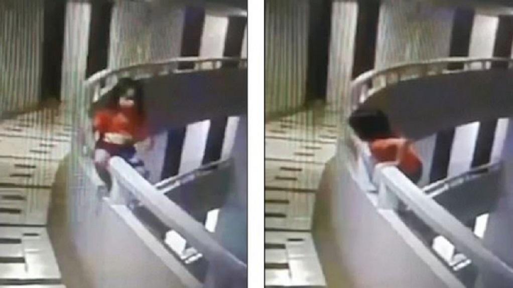 Πεντάχρονη υπνοβάτης έπεσε από τον 11 όροφο, αλλά κατάφερε να επιζήσει (VIDEO)