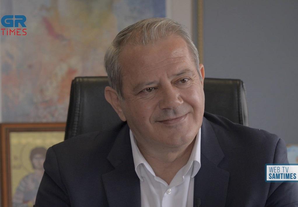 Μ. Γεράνης στο GrTimes.gr: Πάνω απ' όλα για μένα είναι ο δήμος
