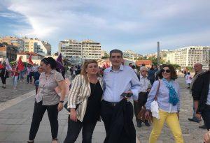 Η… αθλητική Υφυπουργός Μακεδονίας – Θράκης