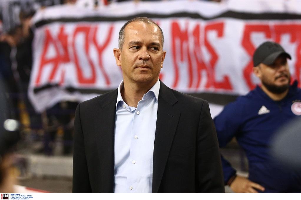 Basket League: Δεν κατεβαίνει στο ντέρμπι με Παναθηναϊκό ο Ολυμπιακός