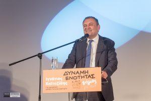 Καϊτεζίδης: Καθαρή εντολή από την πρώτη Κυριακή για να συνεχίσουμε το έργο μας