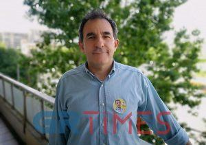 Ι.Μανομενίδης – Ένας «ιπτάμενος» οικολόγος, για τον δήμο Θεσσαλονίκης