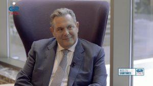 Π. Καμμένος στο GrTimes: Ο κ. Κοτζιάς θα πρέπει να απολογηθεί για τις παρασκηνιακές του συμφωνίες