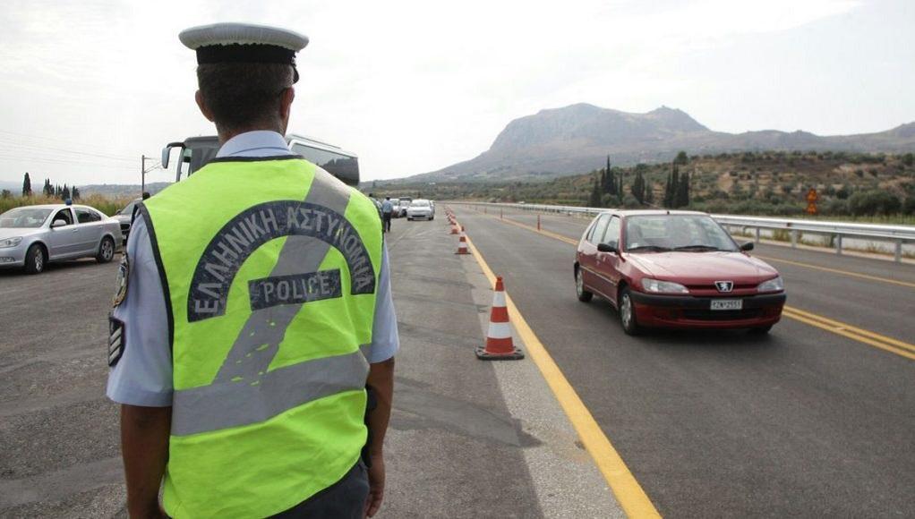 Αυξημένα μέτρα από την τροχαία στις εισόδους της Θεσσαλονίκης