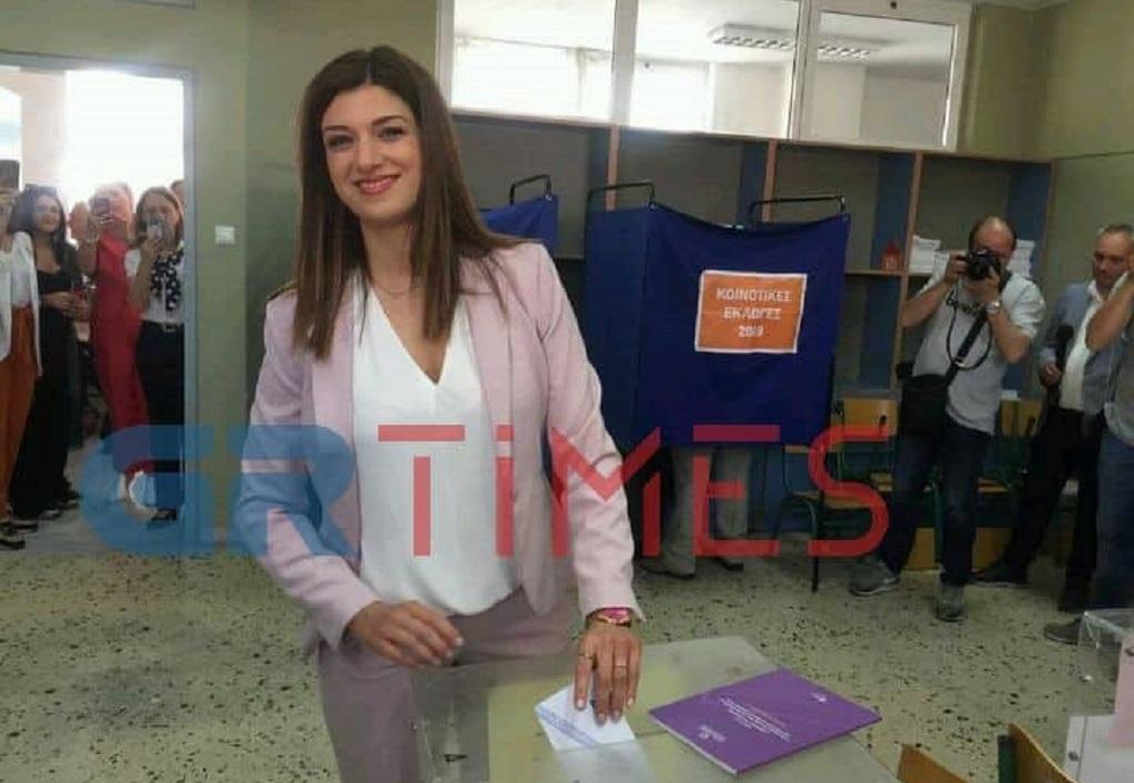 Στήριξη σε Ζέρβα δίνει υποψήφιος της Νοτοπούλου
