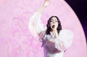 Eurovision 2019: Μάγεψε η Κατερίνα Ντούσκα