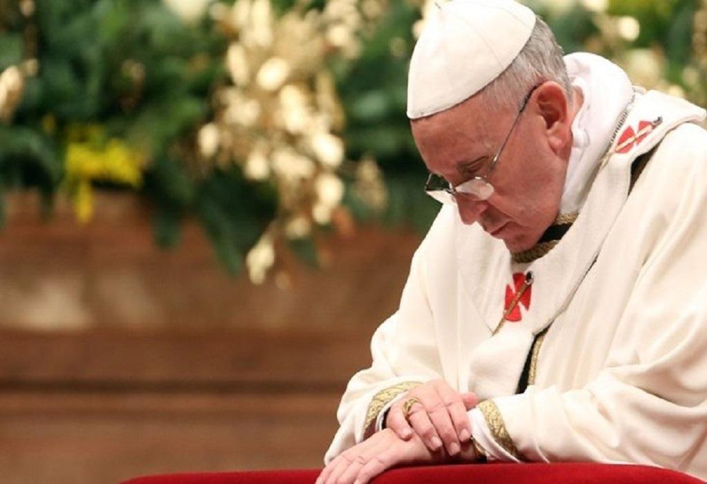 Ο πάπας κάνει έκκληση για δέσμευση της διεθνούς κοινότητας για την κατάσβεση των πυρκαγιών στον Αμαζόνιο