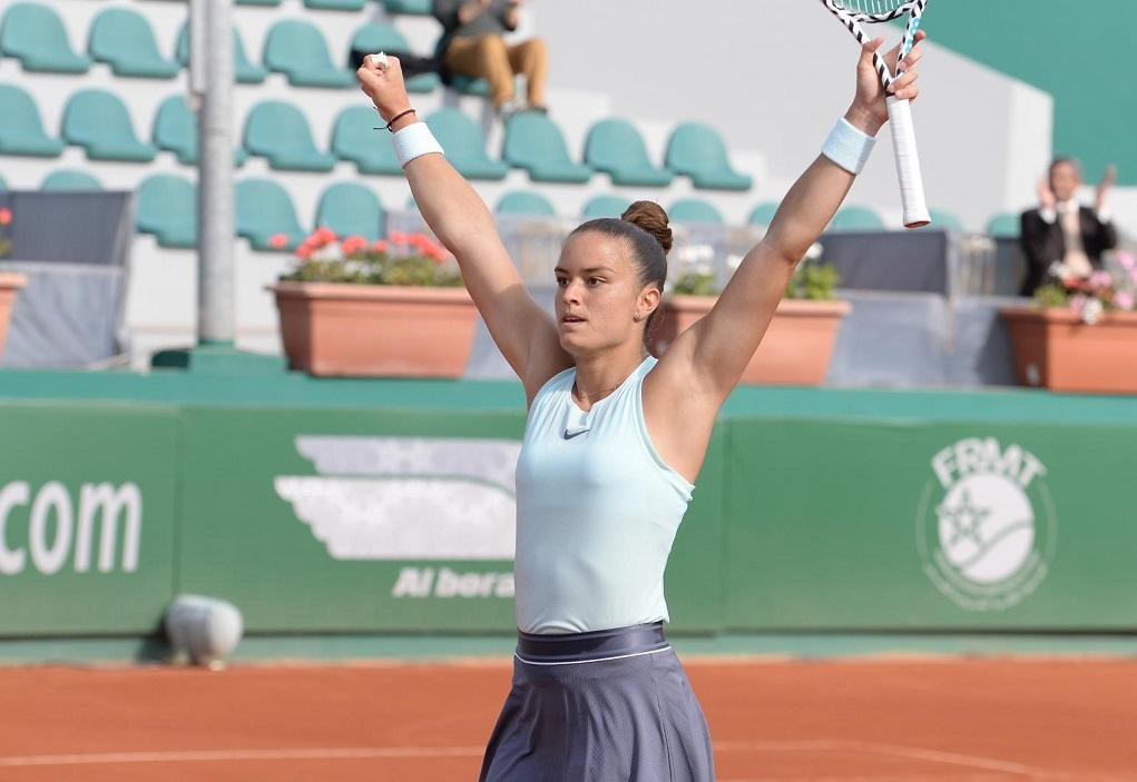Τένις: Ανέβηκε μία θέση η Σάκκαρη